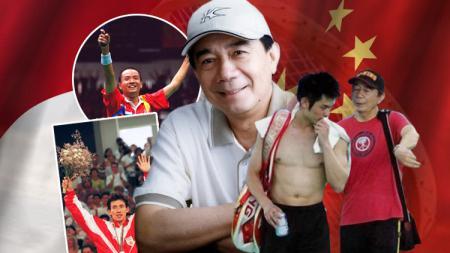 Akibat disia-siakan pemerintah, Indonesia pernah kehilangan pelatih bulutangkis hebat yang justru menyebrang dan memperkuat negara rival, China. - INDOSPORT