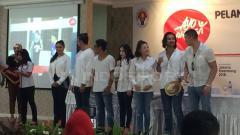 Indosport - Acara Launching Duta Ayo Olahraga 2017 di Kemenpora.