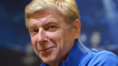 Manajer Arsenal, Arsene Wenger. - INDOSPORT