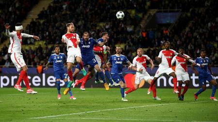 AS Monaco vs Juventus. - INDOSPORT
