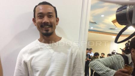 Denny Sumargo menceritakan kisah hidupnya yang dahulu kelam. - INDOSPORT