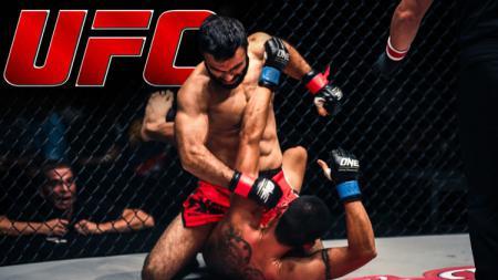 Pertarungan UFC - INDOSPORT