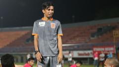 Indosport - Asisten Pelatih Borneo FC, Ahmad Amiruddin.