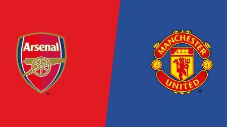 Arsenal vs Manchester United - INDOSPORT