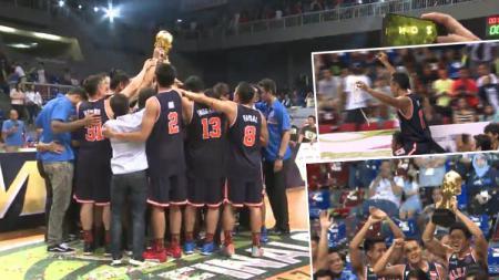 Pelita Jaya Jakarta berhasil memenangkan IBL 2017. - INDOSPORT