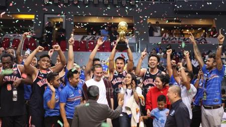 Pelita Jaya Juara IBL 2017 - INDOSPORT
