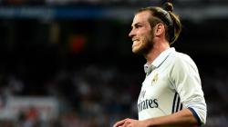 Winger andalan Real Madrid, Gareth Bale.