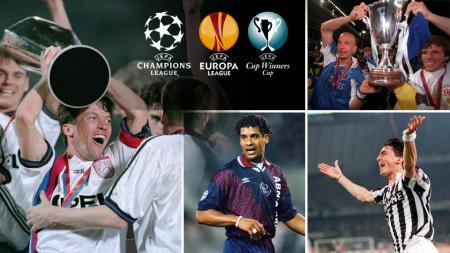 Ajax, Bayern, Chelsea dan Juventus. - INDOSPORT