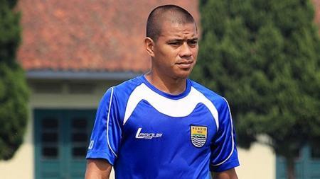 Striker Persib Bandung, Tantan. - INDOSPORT