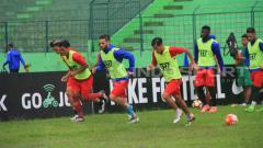 Indosport - Tim Persiba Balikpapan.