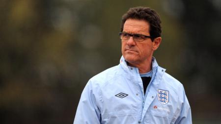 Mantan pelatih Tim Nasional Inggris, Fabio Capello. - INDOSPORT