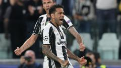 Indosport - Dani Alves