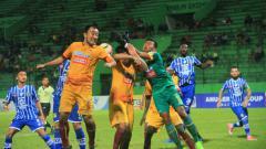 Indosport - Persiba Balikpapan vs Sriwijaya FC.