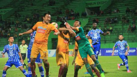 Persiba Balikpapan vs Sriwijaya FC. - INDOSPORT