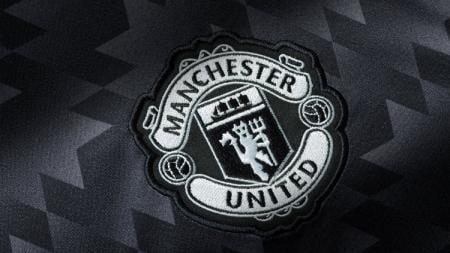 Kostum tandang Manchester United. - INDOSPORT
