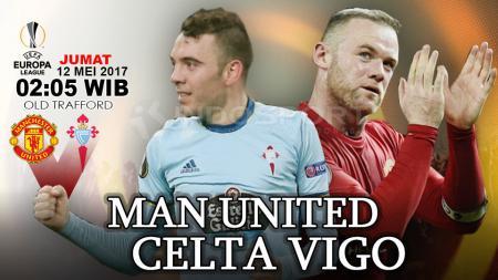 Prediksi Manchester United vs Celta Vigo. - INDOSPORT