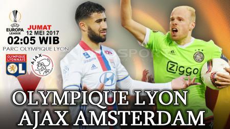 Prediksi Olympique Lyon vs Ajax Amsterdam. - INDOSPORT