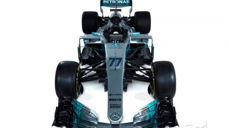 Tim Mercedes F1. - INDOSPORT