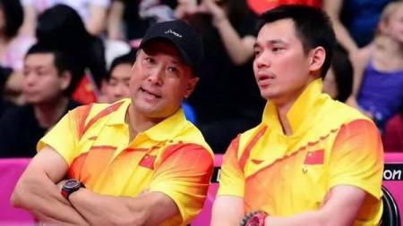 Media China bangga eks Kepala Pelatih Li Yongbo sukses mengalahkan 2 orang pelatih Indonesia sebagai pelatih terbaik sedekade versi media India. - INDOSPORT
