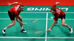 Indosport - Federasi Bulutangkis Dunia (BWF) membongkar prestasi mengejutkan yang pernah ditorehkan eks pasangan legendari Denmark, Mathias Boe dan Carsten Mogensen.