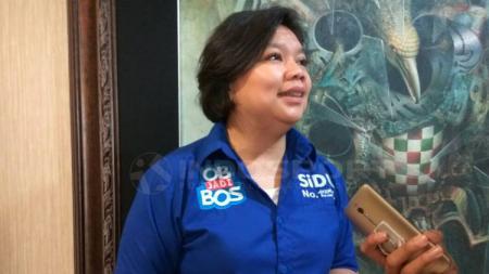 Tika Panggabean personel Project Pop. - INDOSPORT