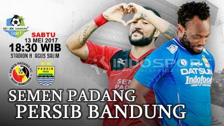 Prediksi Semen Padang vs Persib Bandung. - INDOSPORT