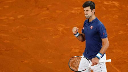 Novak Djokovic. - INDOSPORT