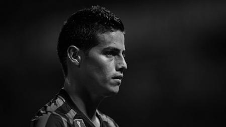 Bintang Real Madrid, James Rodriguez. - INDOSPORT