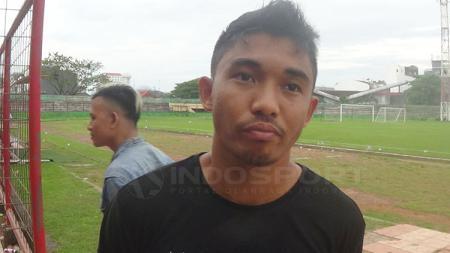 Wonderkid klub Liga 1 PSM Makassar, Muhammad Arfan, menyebut dua sosok panutannya untuk menjadi salah satu gelandang terbaik yang ada di Indonesia. - INDOSPORT
