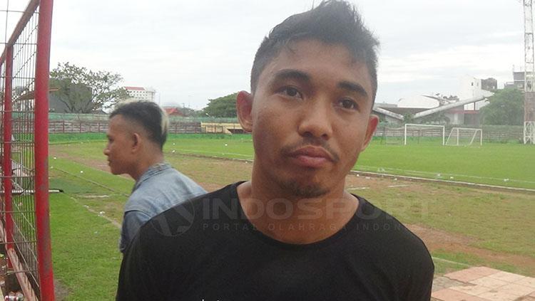 Wonderkid PSM Makassar, Muhammad Arfan. Copyright: Muhammad Nur Basri/INDOSPORT