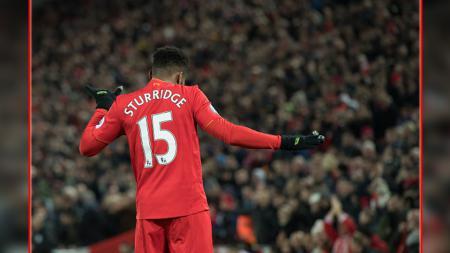 Eks Penyerang Liverpool, Daniel Sturridge, membuat 13 klub saling sikut menyikut untuk merekrutnya ppada bursa transfer musim panas ini - INDOSPORT