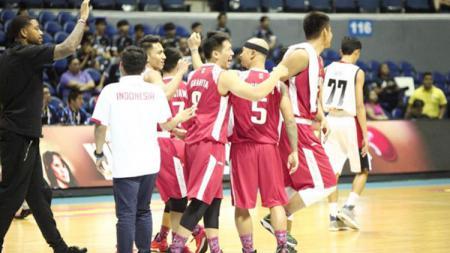 Timnas Basket Indonesia tengah berada di Amerika Serikat untuk fokus menggelar pemusatan latihan. - INDOSPORT