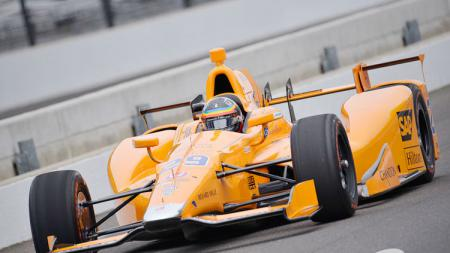 Pembalap Formula 1 asal Spanyol, Fernando Alonso. - INDOSPORT