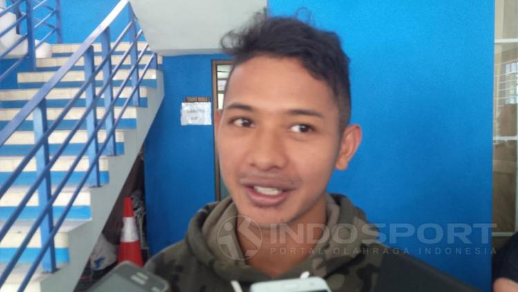 Gian Zola Nasrullah Copyright: Muhammad Ginanjar/Indosport