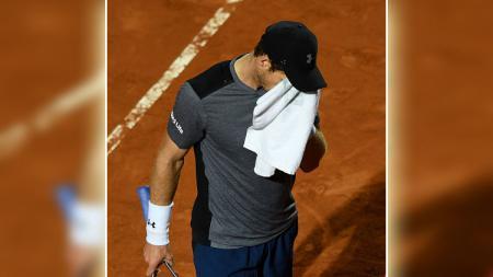 Andy Murray hanya pernah sekali juara di sepanjang musim 2017 ini. - INDOSPORT