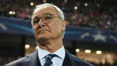 Indosport - Mantan pelatih Leicester City, Claudio Ranieri.