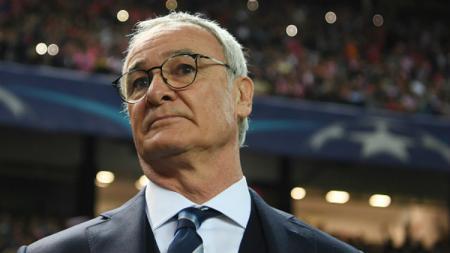 Mantan pelatih Leicester City, Claudio Ranieri berpotensi gantikan Walter Mazzarri sebagai pelatih Watford. - INDOSPORT