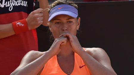 Maria Sharapova tidak bisa mengikuti Wimbledon 2017. - INDOSPORT