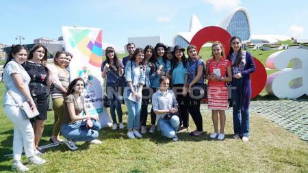 Tim promosi Asian Games. - INDOSPORT