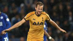 Indosport - Tanggal 18 Mei 2017 jadi momen buruk bagi Leicester City. Hari itu Tottenham menghancurkan mereka di Liga Inggris dengan skor 6-1 dan Harry Kane mencetak 4 gol.