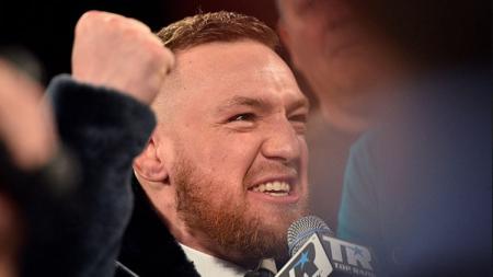 Di balik sikapnya yang terkenal bengal, petarung UFC Conor McGregor ternyata sebenarnya berhati mulia dengan ikut menyumbang dalam usaha melawan virus corona. - INDOSPORT