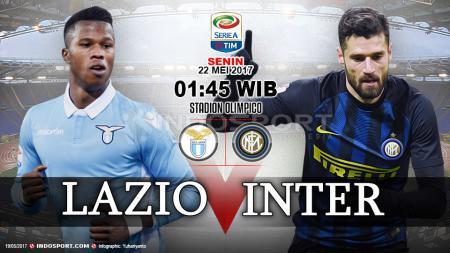 Prediksi Prediksi Lazio vs Inter Milan. - INDOSPORT