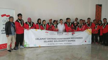 Komite Olimpiade Indonesia (KOI). - INDOSPORT