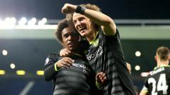 Indosport - Ada peran David Luiz di balik 'kepindahan' Willian ke Arsenal usai meninggalkan Chelsea dengan status bebas transfer.