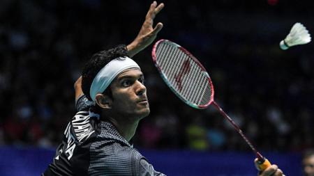 Ajay Jayaram dipaksa mundur dari kompetisi SaarLorLux Open 2020 bulan lalu. - INDOSPORT