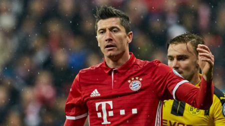 Striker Bayern Munchen, Robert Lewandowski. - INDOSPORT