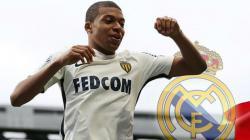 Kylian Mbappe diincar oleh Real Madrid