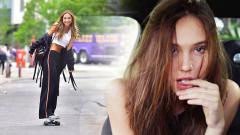 Indosport - Alexis Ren merupakan model ternama Amerika Serikat yang kerap mengunggah foto dengan pose sensual di akun Instagram pribadi miliknya.