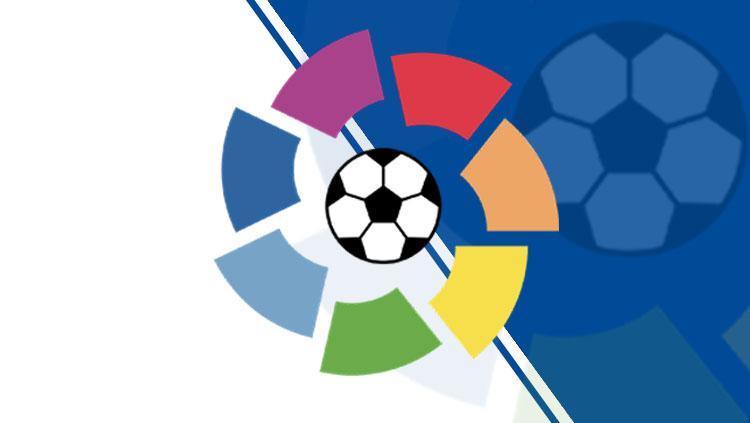 Logo La Liga. Copyright: Grafis: Eli Suhaeli/INDOSPORT/Wikiepdia