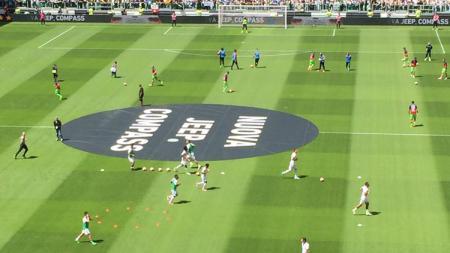 Juventus vs Crotone. - INDOSPORT